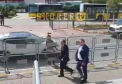 Fenerbahçe Yönetimi Kumpas Davası için adliyede