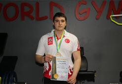 Zayıflamak için spora başladı, dünya şampiyonu oldu