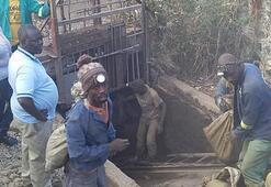 Zimbabvede altın madeninde patlama: 8 ölü, 2 yaralı