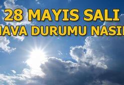 Hava durumu yarın nasıl olacak Meteoroloji açıkladı: Salı günü İstanbul, Ankara, İzmir...