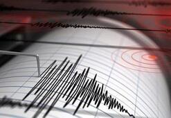 Son dakika... O ilçemizde korkutan deprem