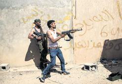Hafter'e silahlar Mısır'dan