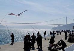 İstanbulda sıcaklık 31 dereceye çıkıyor   Hava durumu bugün nasıl olacak