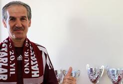 Hataysporda tek hedef Süper Lig