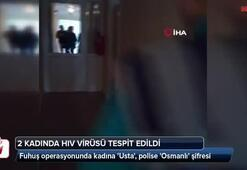 Fuhuş operasyonunda kadına Usta, polise Osmanlı şifresi