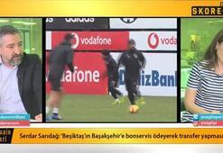 Serdar Sarıdağ: Adriano Fenerbahçeye gidebilir