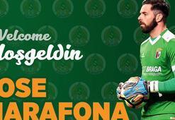 Alanyaspor, Marafona transferini resmen açıkladı