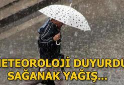 Yarın hava durumu nasıl olacak, yağış var mı 29 Mayıs Çarşamba İstanbul, Ankara, İzmir