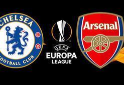 UEFA Avrupa Ligi Finali Chelsea Arsenal maçı ne zaman saat kaçta hangi kanalda