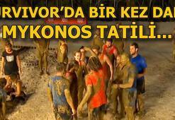 Survivorda 2. Mykonos tatili ödülünü hangi takım kazandı