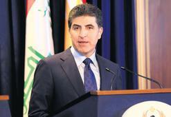 Barzani IKBY 'başkan'ı