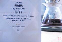 Fincanı 460 liraya kahve