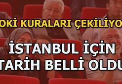 İstanbul TOKİ kura çekilişi hangi tarihte yapılacak Tarih açıklandı