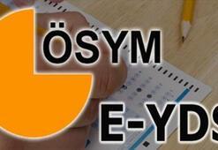 e-YDS/6 başvuruları başladı e-YDS İngilizce başvurusu nasıl yapılır