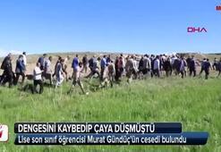 Kayıp lise öğrencisi Murat Gündüçten acı haber