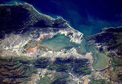 Dünyanın uzaydan çekilmiş muhteşem görüntüleri