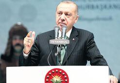 Cumhurbaşkanı Erdoğandan fetih vurgusu: 566 senedir o acıyı atamadılar