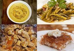 Günün iftar menüsü: 26. gün