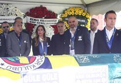 Metin Aşık için Fenerbahçe Kulübünde veda töreni