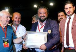 Eskişehirsporda başkan Osman Taş oldu