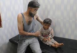 Rejim ve Rusya, İdlibdeki hastaneleri BMnin bildirimine rağmen vuruyor
