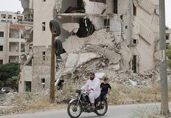 İdlibdeki sivillerden Avrupaya Sınırları açın mesajı
