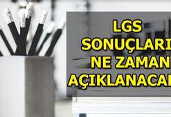 LGS sona erdi LGS sonuçları ne zaman açıklanacak