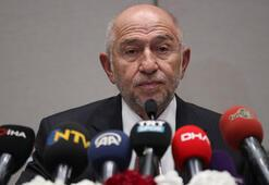 Türkiye Futbol Federasyonunun yeni başkanı Nihat Özdemir