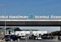İstanbul Havalimanı mayısta 5 milyon yolcu sayısını aştı