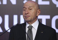 TFF Başkanı Özdemir: Ana hedeflerimizden birisi EURO 2020ye katılmak