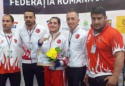 Milli boksör Ece Asude Ediz, Avrupa şampiyonu oldu