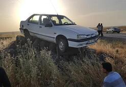 İstese yapamaz Kaza yapan aracı görenler gözlerine inanamadı