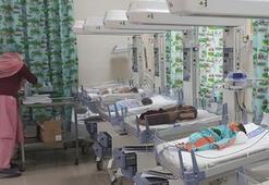 Pakistan'da hastanede klima bozuldu, 8 çocuk aşırı sıcaktan öldü