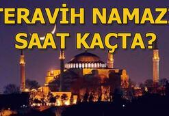 Teravih namazı ne zaman, saat kaçta Teravih namazı nasıl kılınır Ramazanın son teravih namazı