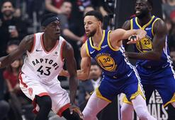 Golden State Warriors Toronto Raptors maçı ne zaman saat kaçta hangi kanalda 2019 NBA Finali 2. maçı