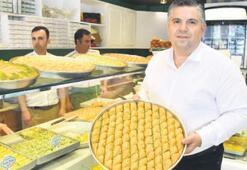 Ramazan'ın gözdesi yine 'baklava' oldu