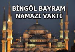 Bingölde bayram namazı saat kaçta Bingöl Bayram namazı vakti