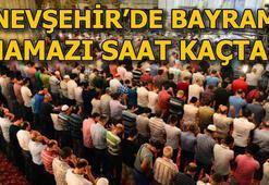 Nevşehirde bayram namazı saat kaçta Nevşehirde bayram namazı vakti açıklandı