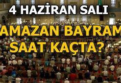 Bayram namazı saat kaçta (2019) İl il Ramazan Bayramı namazı vakitleri