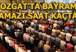 Yozgatta bayram namazı saat kaçta kılınacak 4 Haziran Bayram namazı vakti