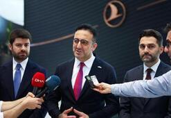 İstanbul Havalimanında rekor THY Yönetim Kurulu Başkanı Aycı açıkladı
