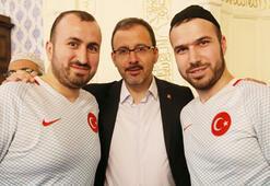 Bakan Kasapoğlundan sporcular ve federasyonlara çağrı