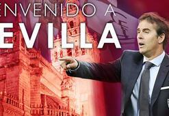 Sevillanın başına Lopetegui getirildi
