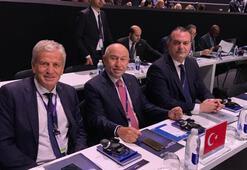 69. FIFA Kongresi, Pariste başladı