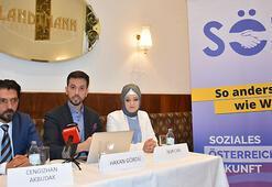 Avusturyada Türklerden yeni parti: SÖZ