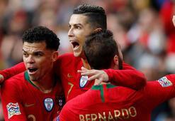 Portekiz - İsviçre: 3-1