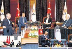 Bayramlaşmaya İstanbul seçimi damga vurdu