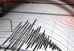 Son dakika... Tekirdağda deprem Büyüklüğü...