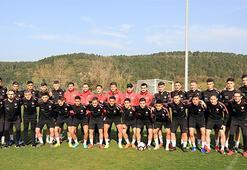 Ümit Milli Futbol Takımının konuğu Arnavutluk