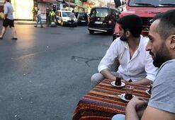 İstanbulda hareketli anlar Film gibi izlediler